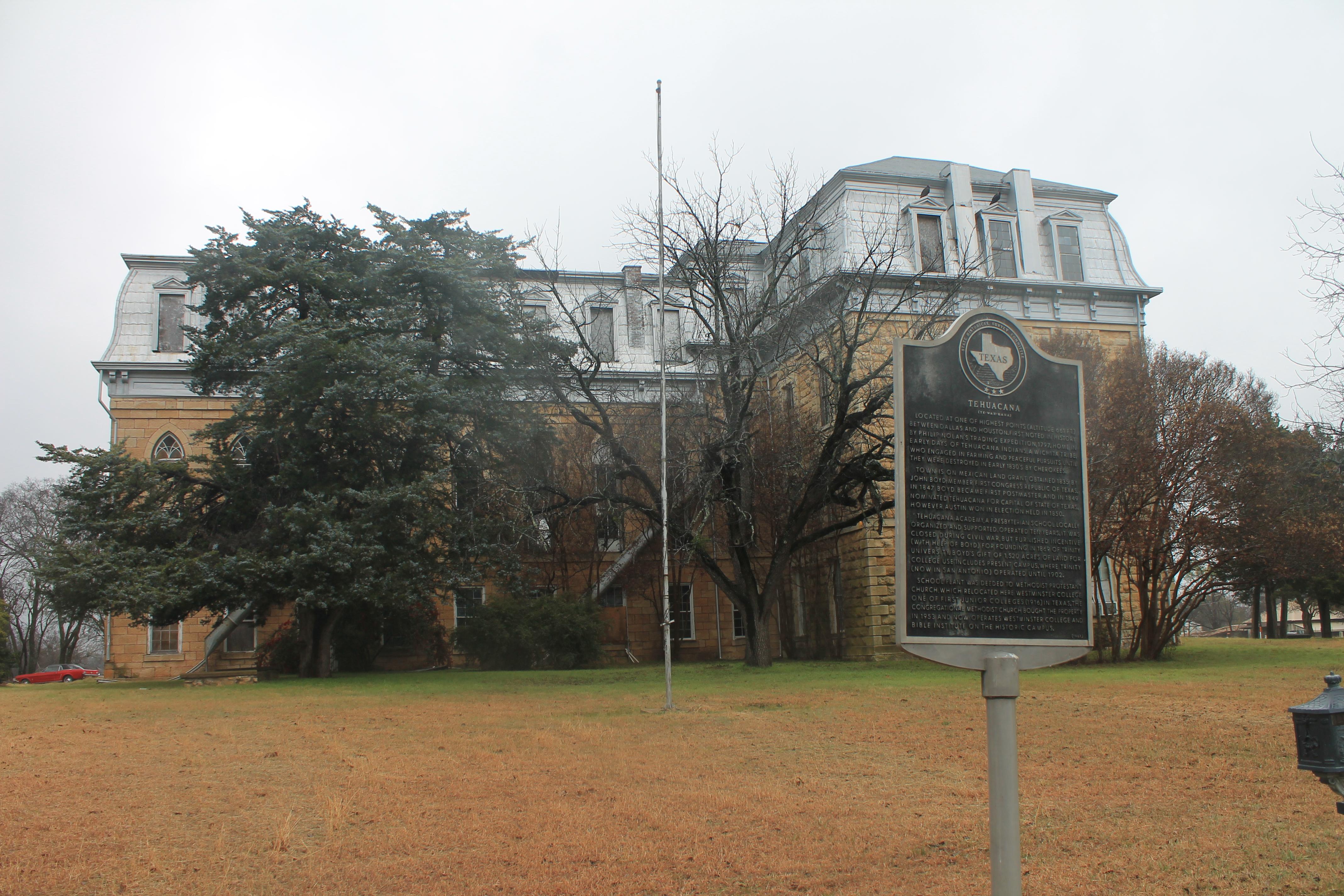 wiki trinity university texas