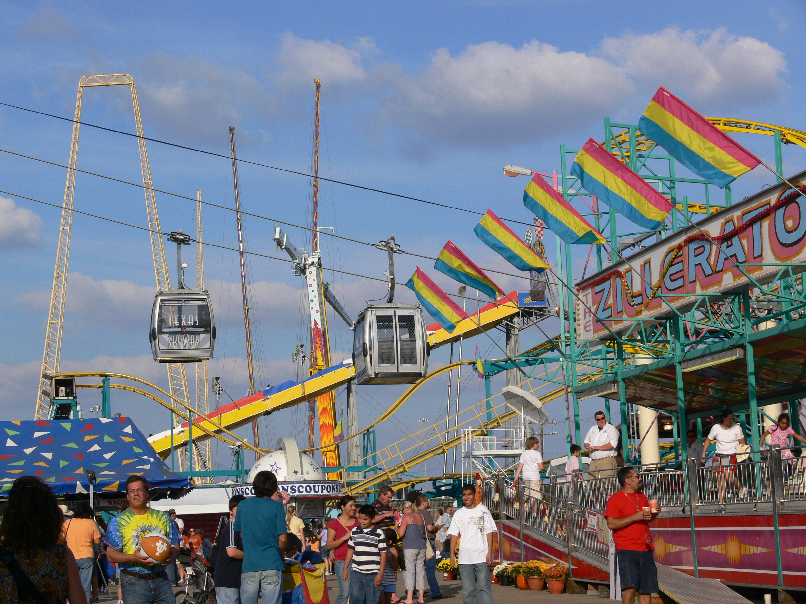 File Texas State Fair Skyway 2 Jpg Wikimedia Commons