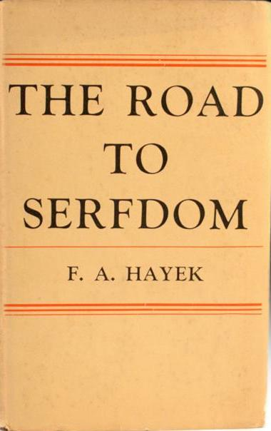The Road To Serfdom Wikipedia