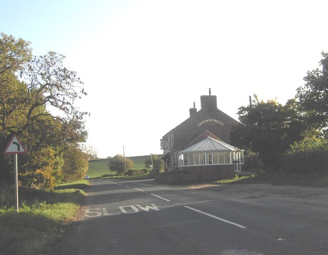 The Crooked Billet - geograph.org.uk - 270766