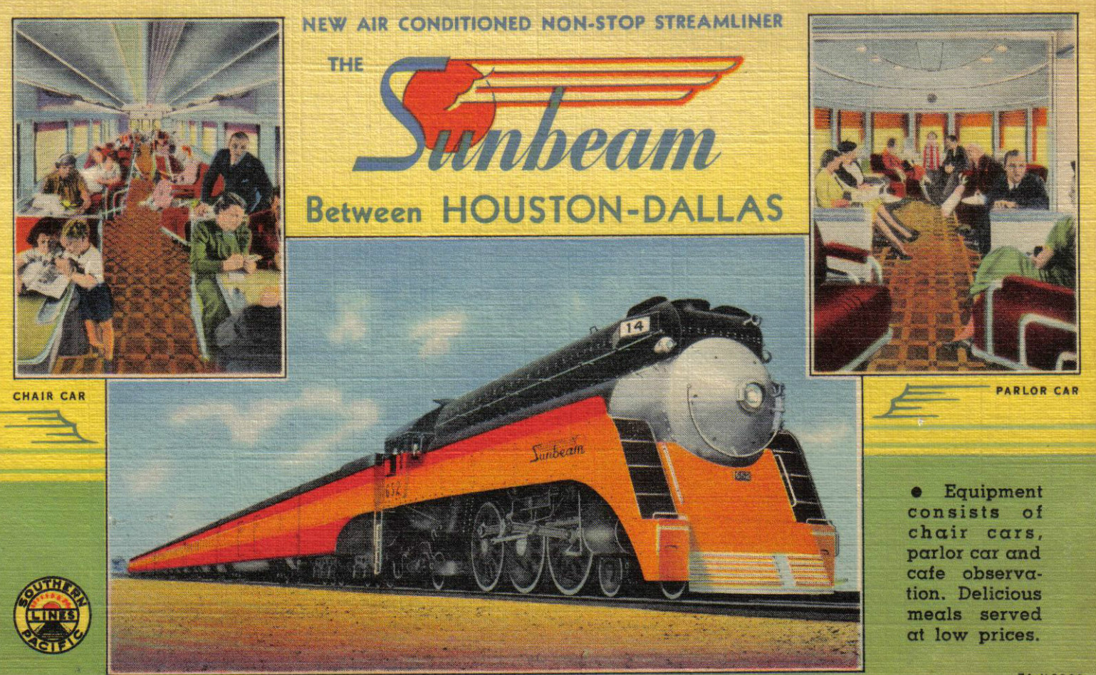 File:The Sunbeam Southern Pacific.JPG - Wikimedia Commons