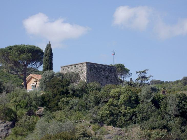 Torre della Peschiera di Nassa Monte Argentario