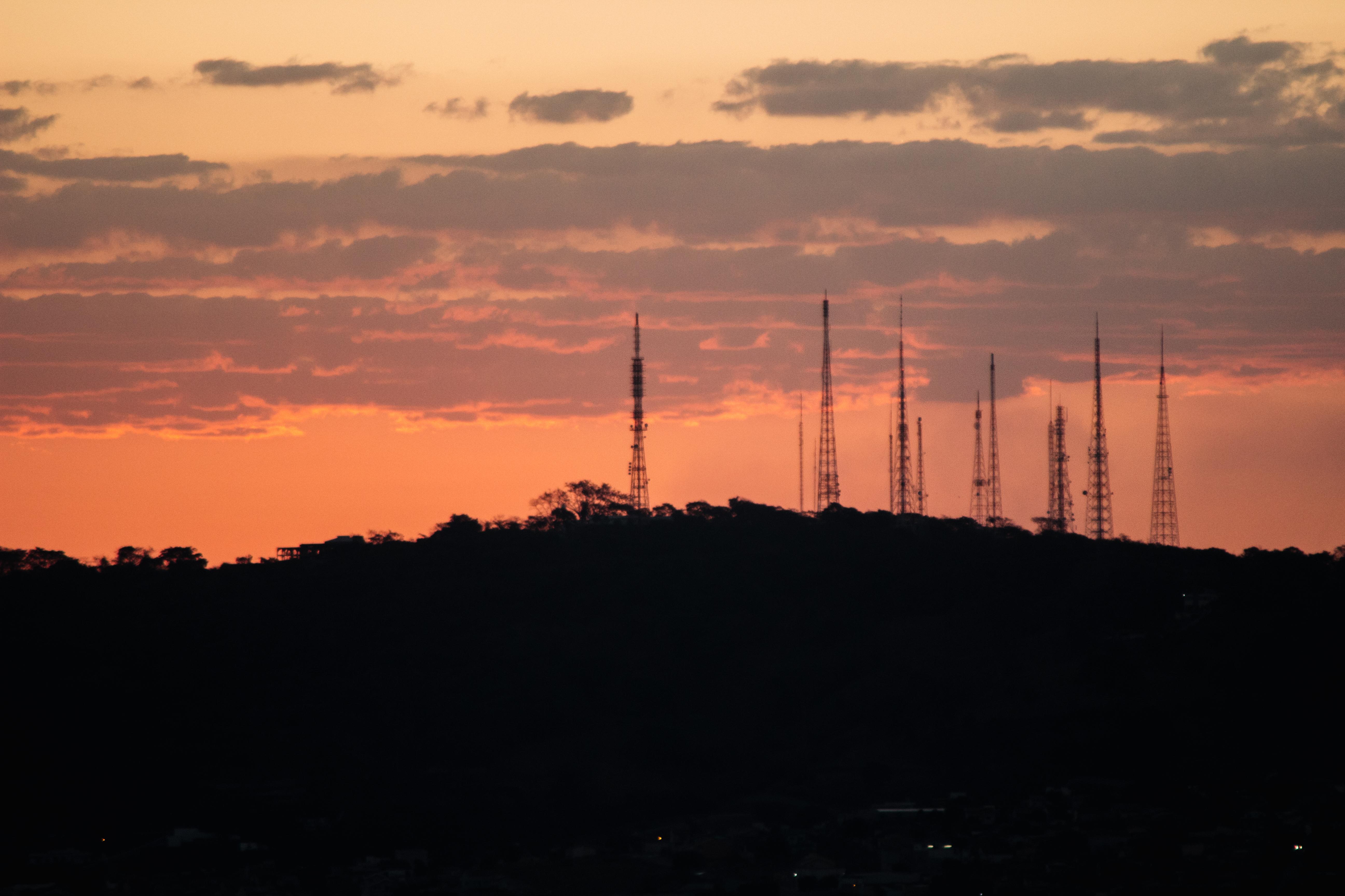 FileTorres De Televiso E Telefonia No Morro Do Mendanha Goinia Junho