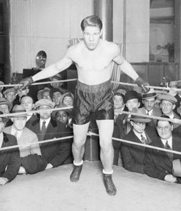 Tuffy Griffiths American boxer