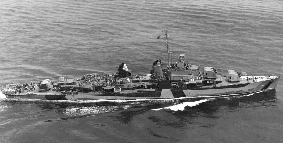 USS Brush
