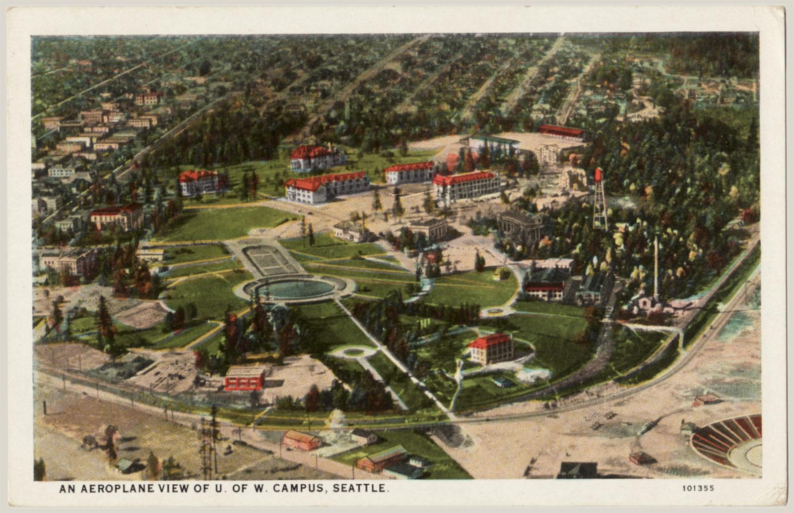 Wikimedia: University of Washington in 1922