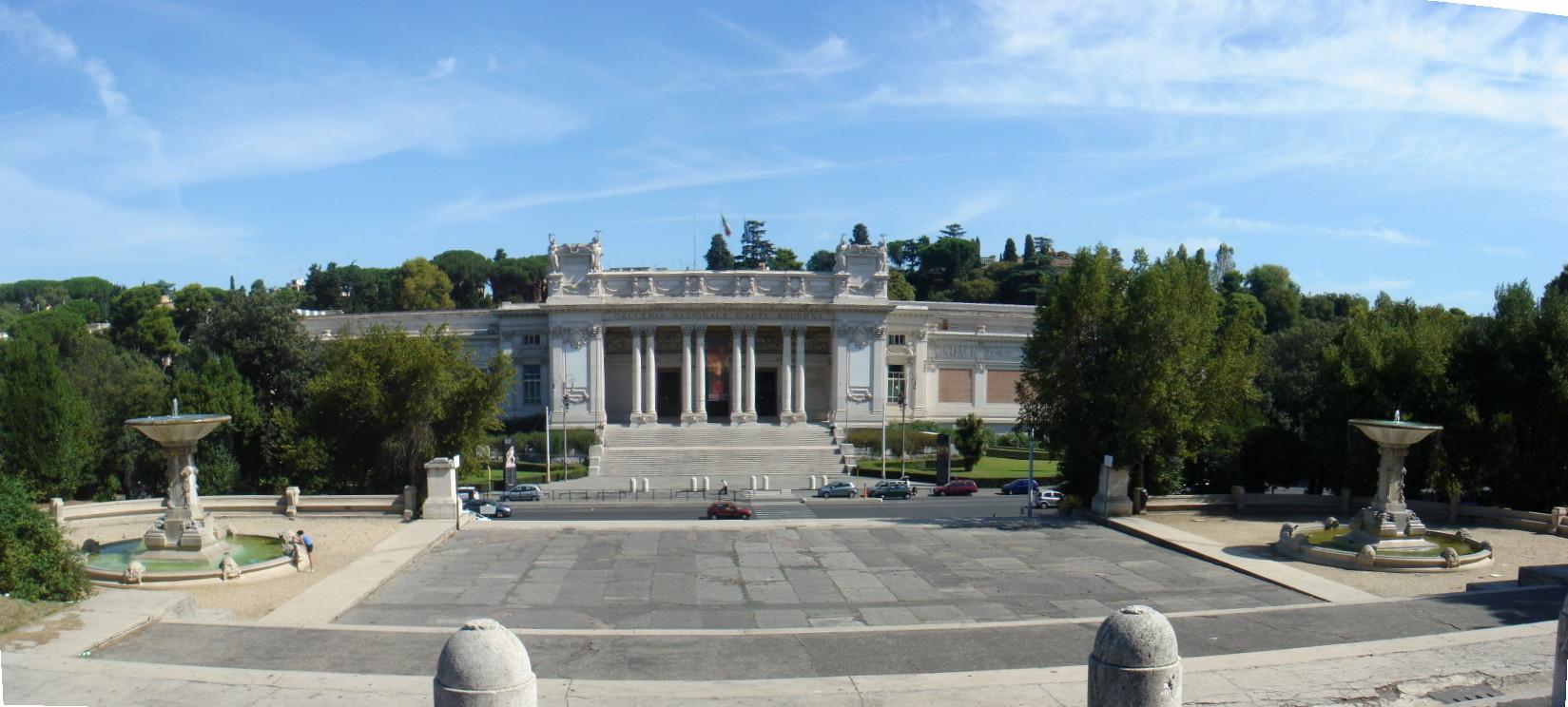 Villa De Borghese Robe