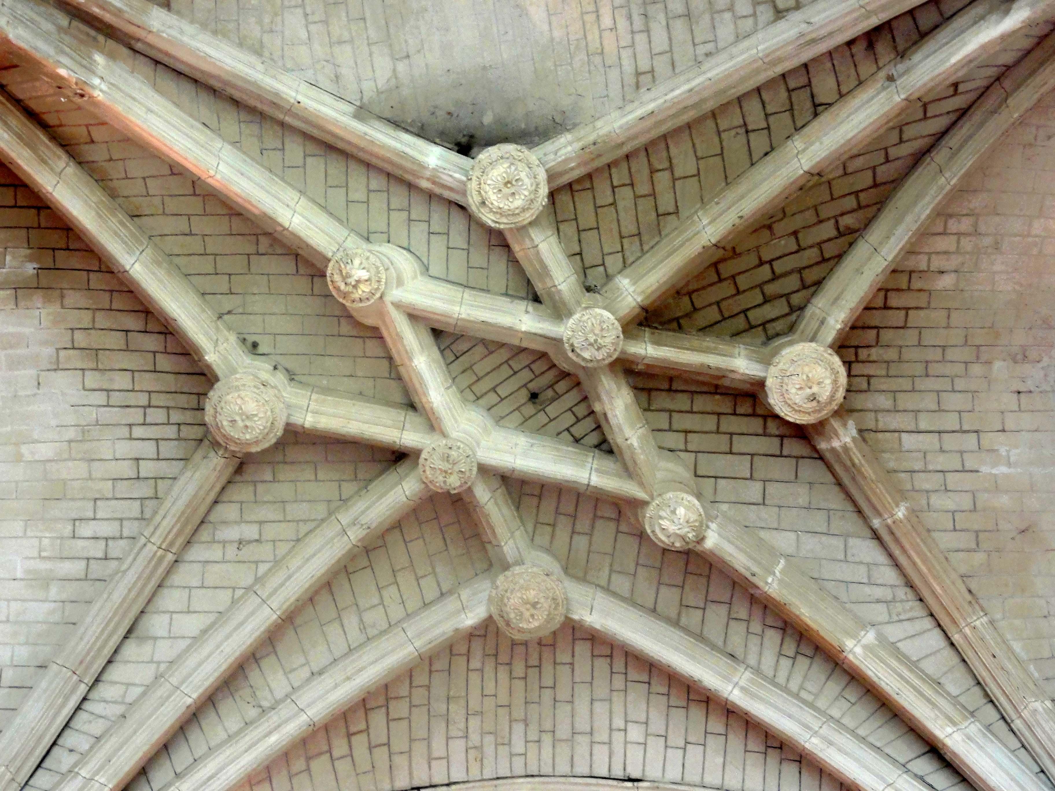 Fichier:Villiers-Adam (95), église Saint-Sulpice, collatéral sud