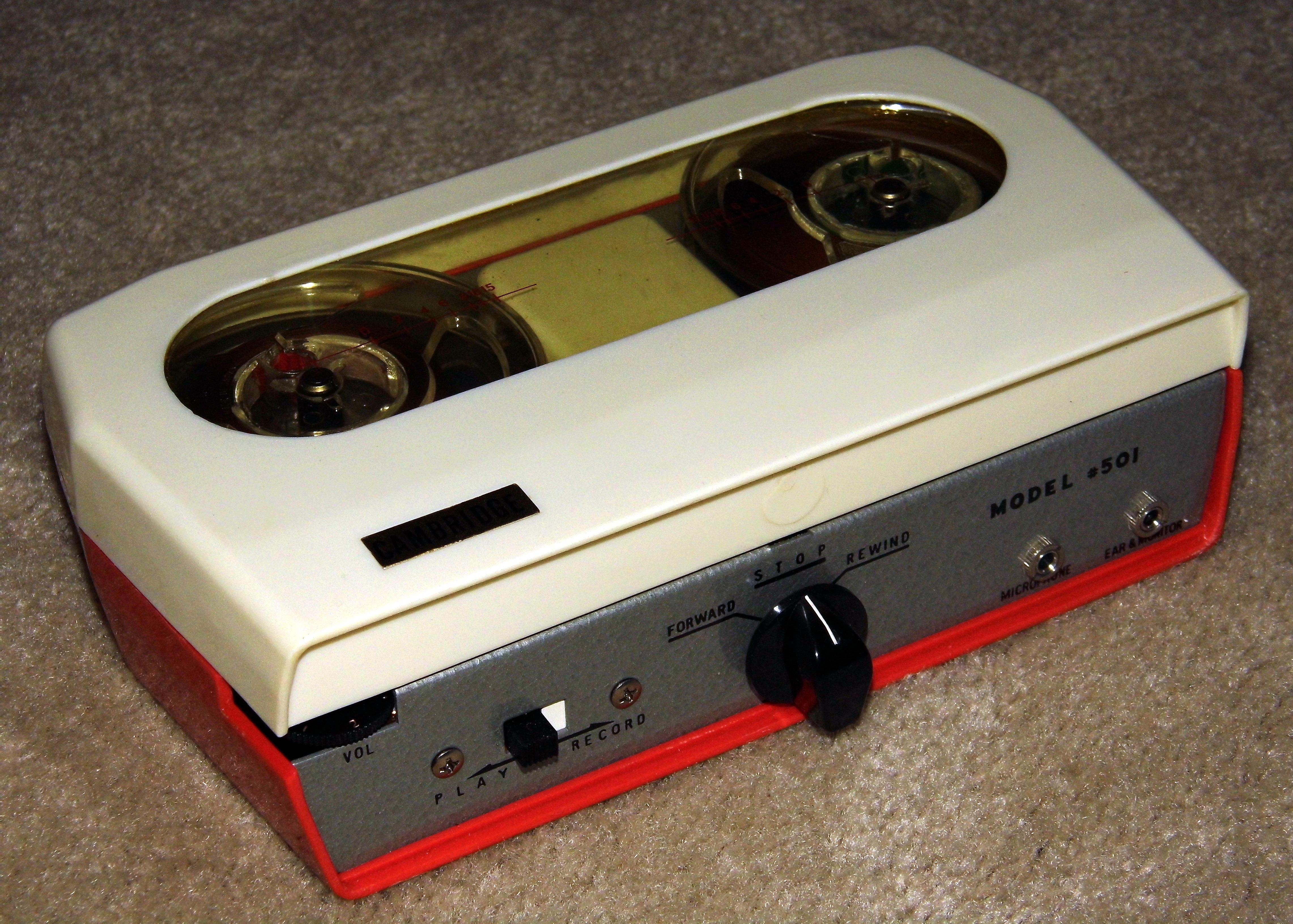 Filevintage Cambridge Portable Transistor Reel To Tape Poweropampwithcurrentlimiting Amplifiercircuit Circuit Recorder 3
