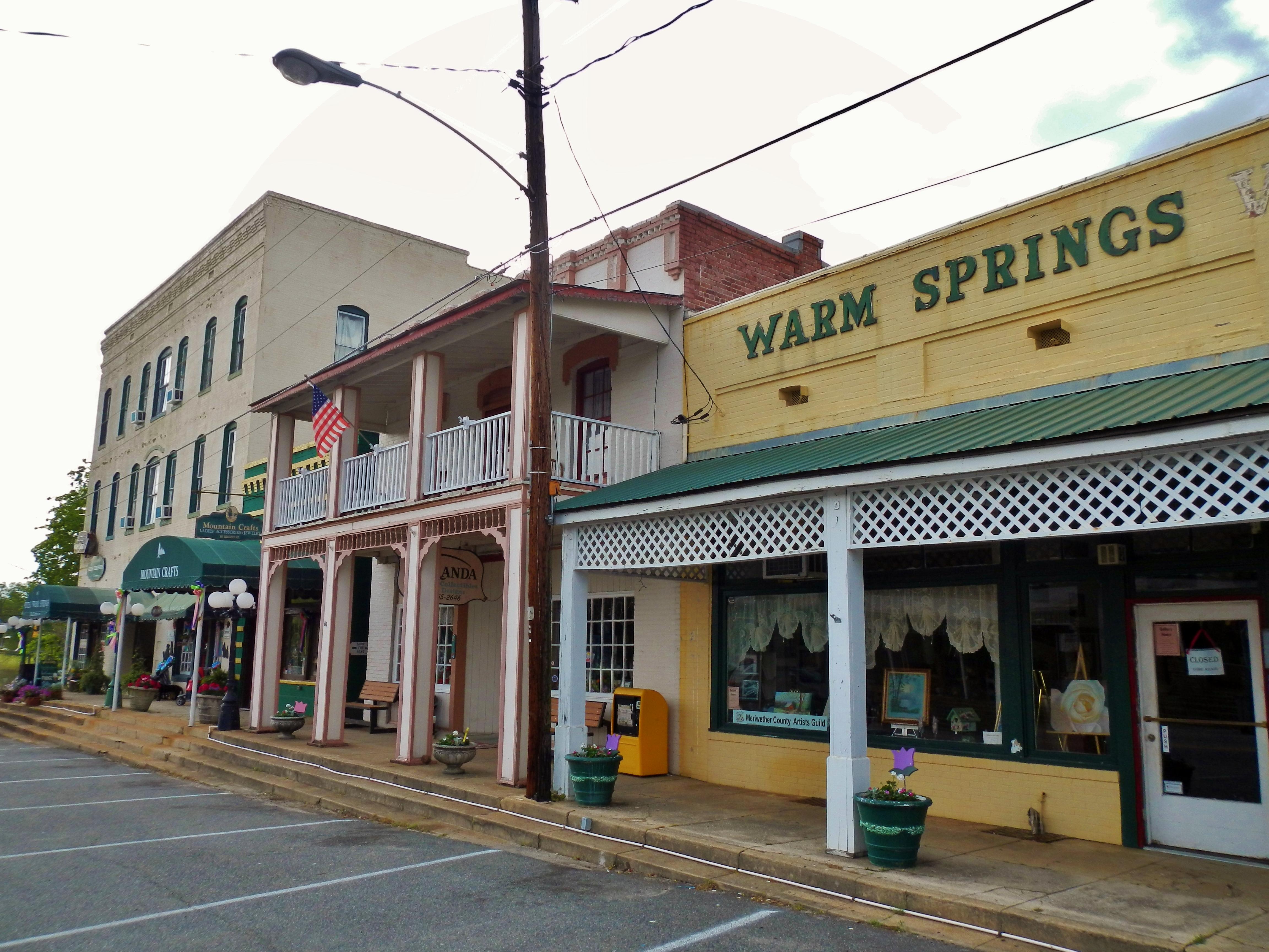 Warm Springs (Géorgie)