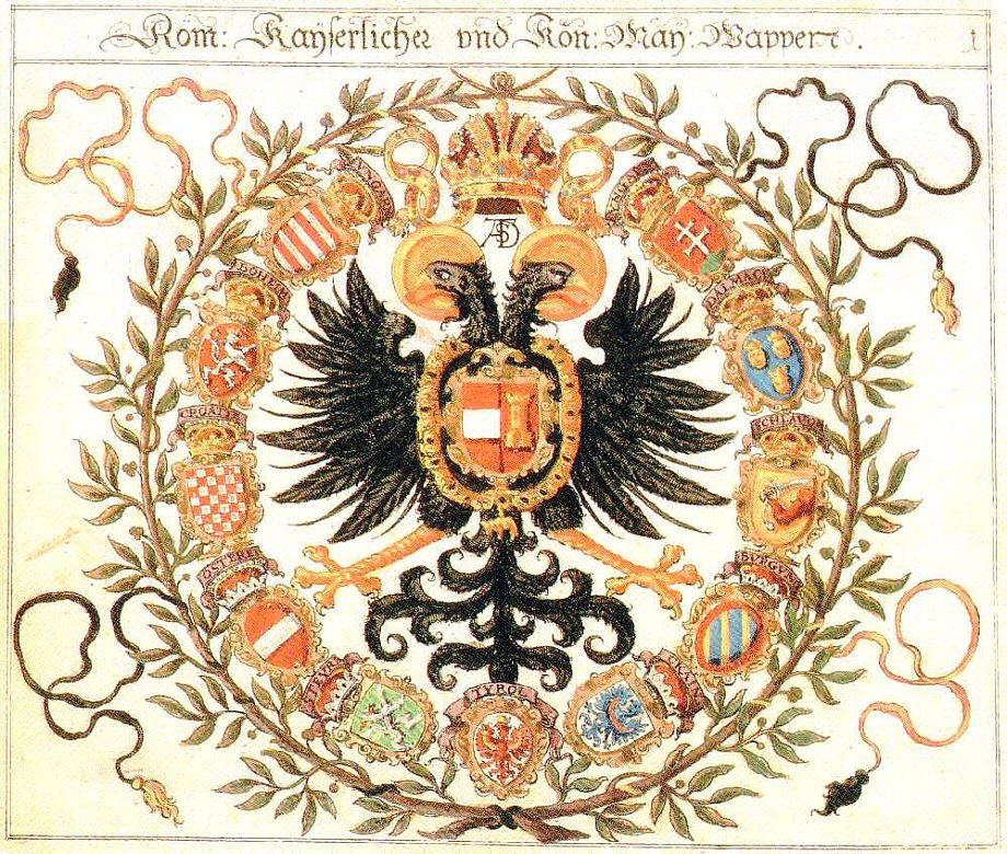 Coats of Arms of the Holy Roman Empire