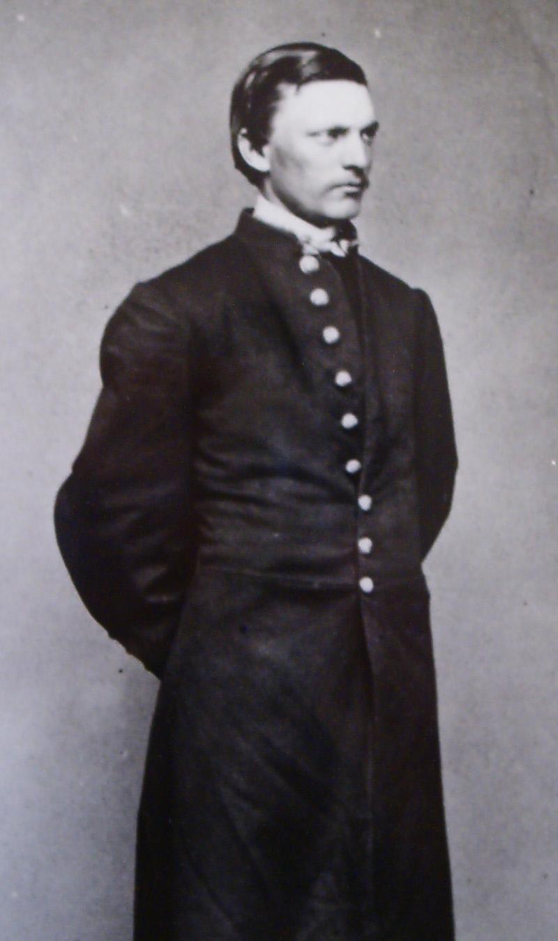 Washington August Roebling 1854