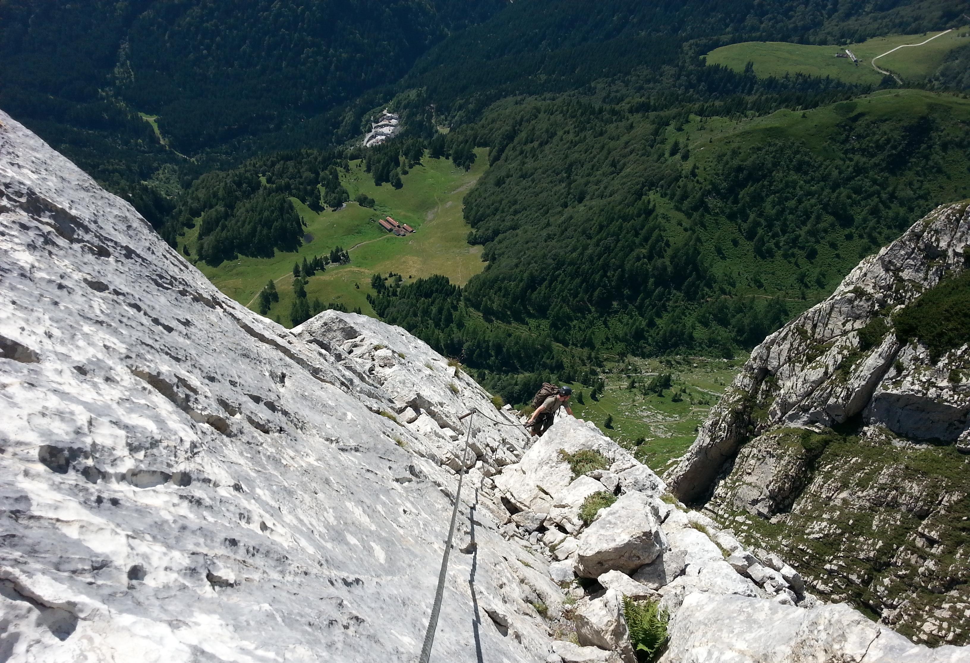 Y Set Klettersteig : Datei weg ohne grenzen klettersteig g u wikipedia