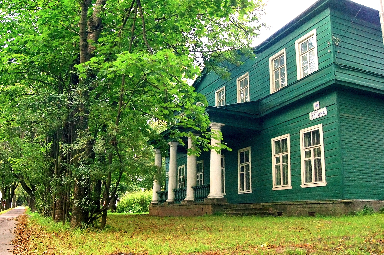 Summer palace of Grand Duke Michael Pavlovich in Krasnoye Selo
