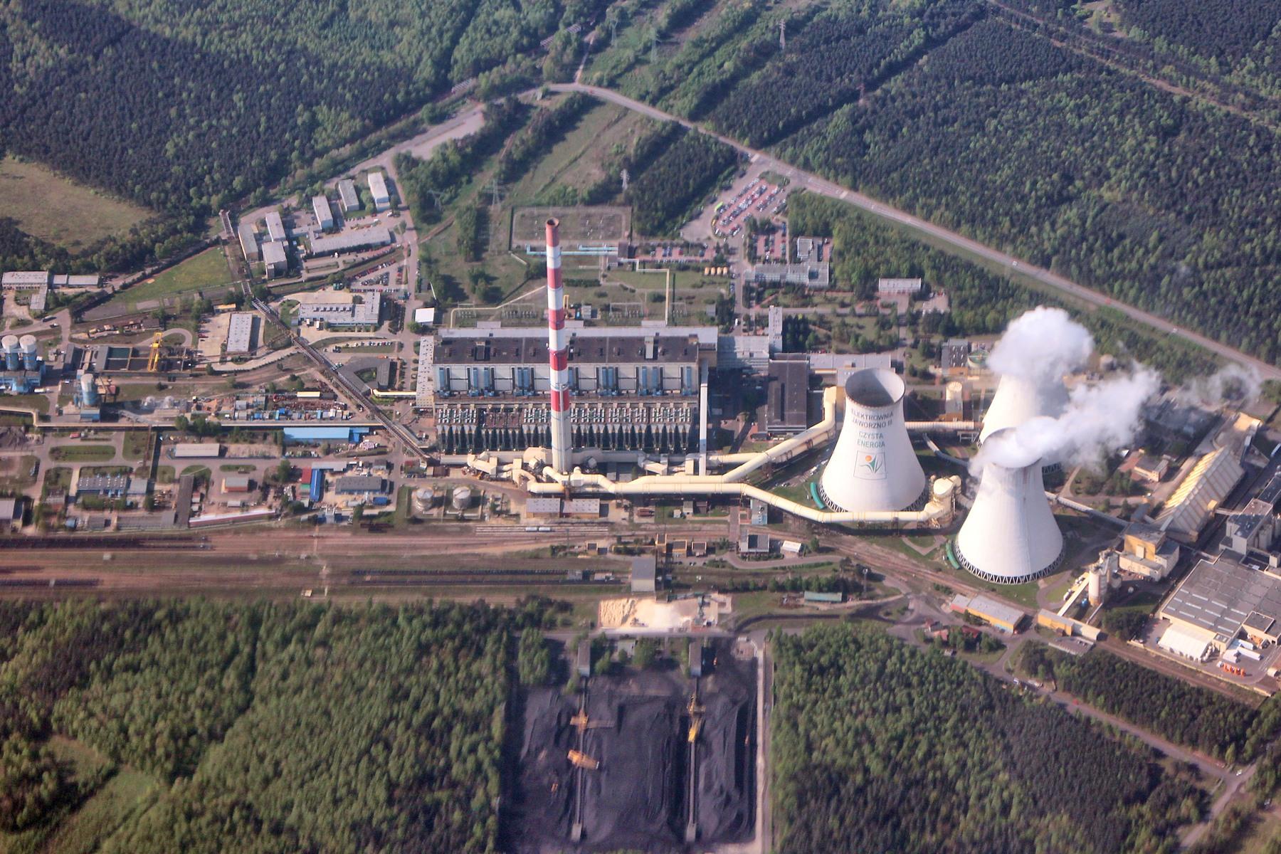 Kraftwerk Jaworzno