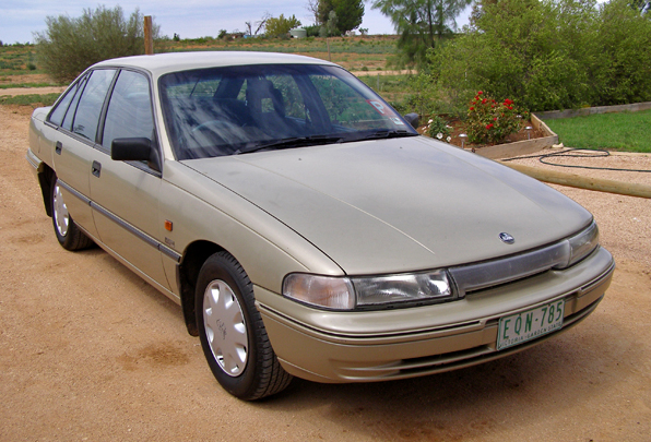 Holden Commodore Vp Executive on 1992 Toyota 3 0 V6 Engine