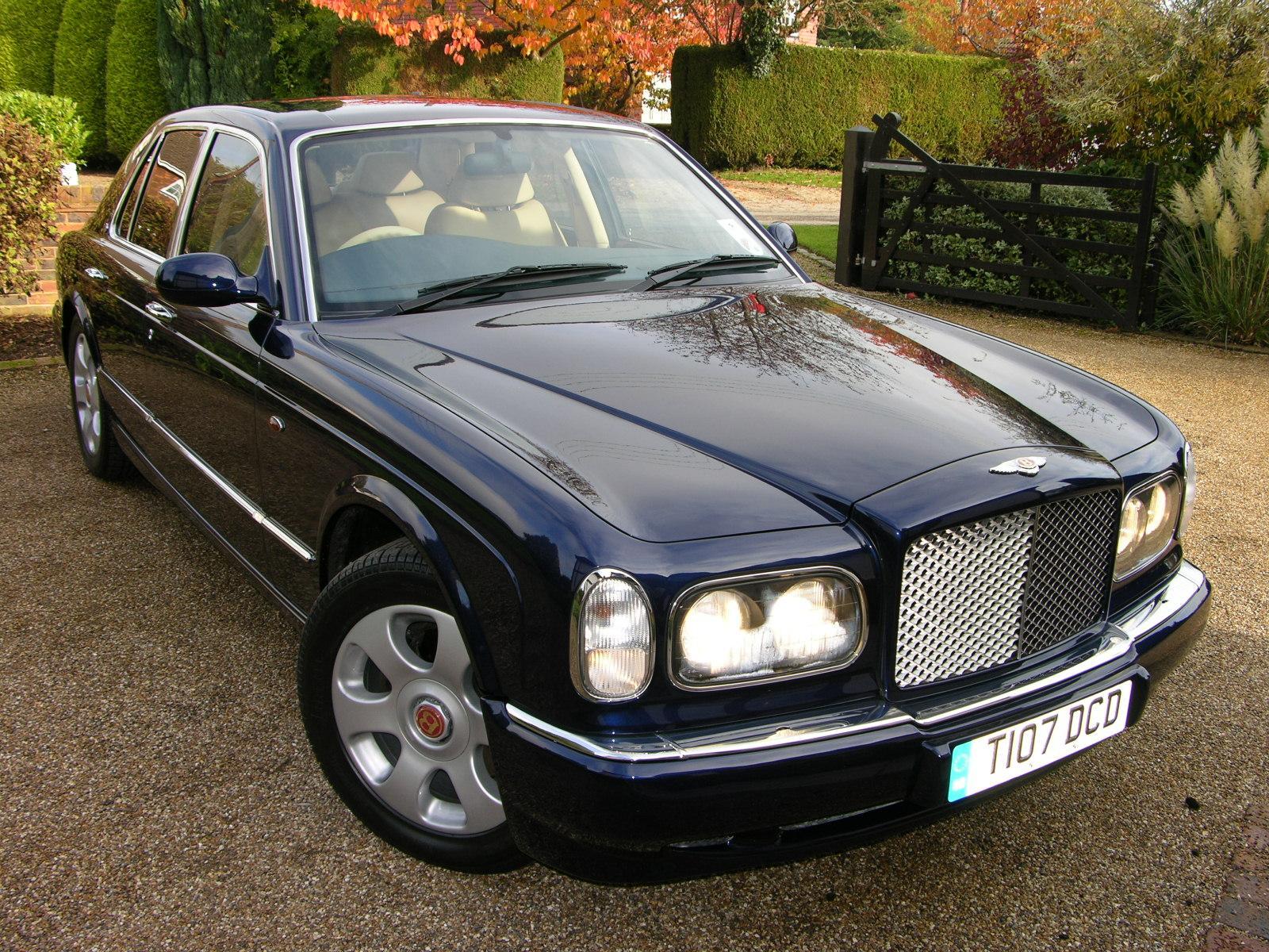 File 1999 Bentley Arnage V8 Flickr The Car Spy 2 Jpg