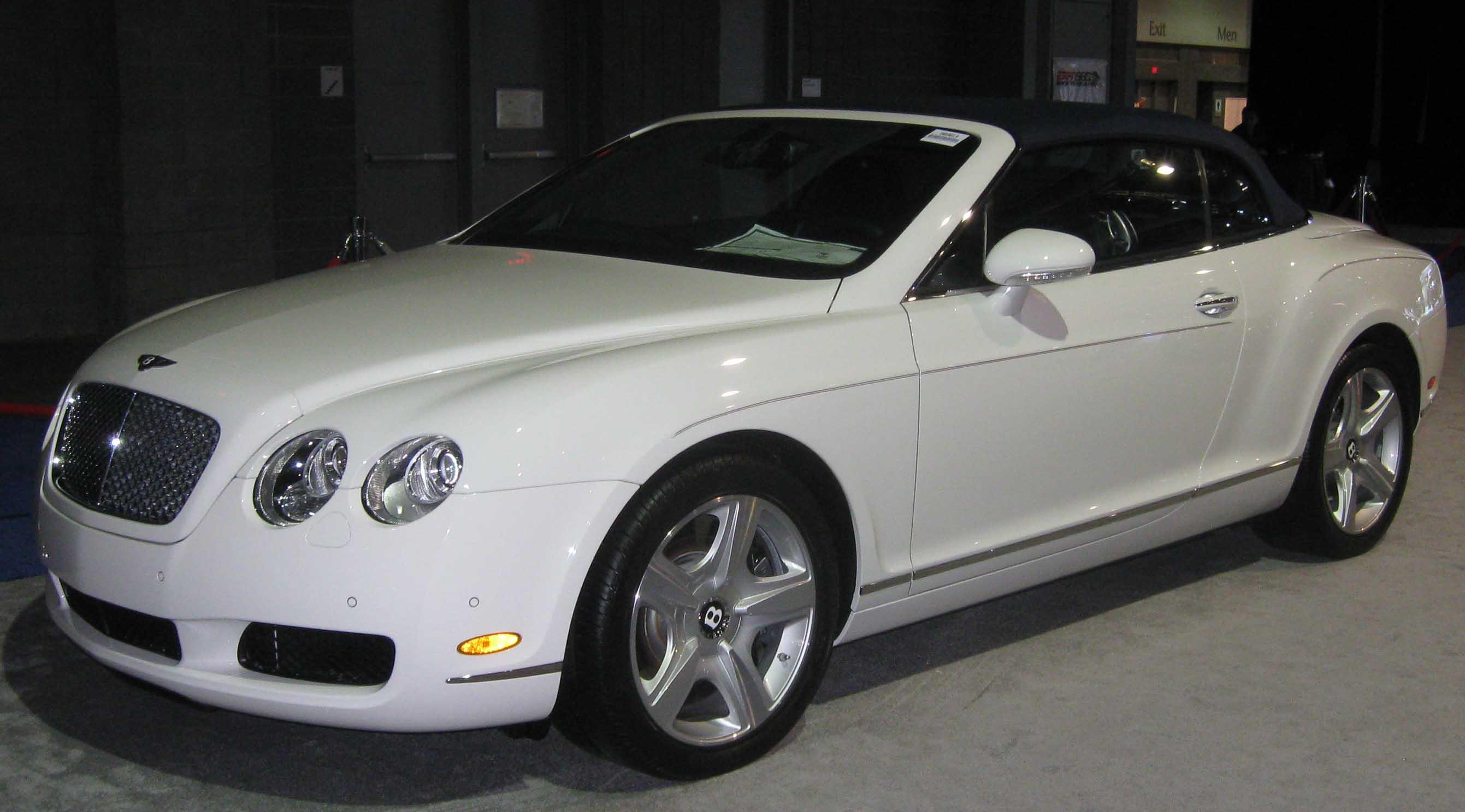 Archivo:2009 Bentley Continental GTC--DC.jpg - Wikipedia, la ...