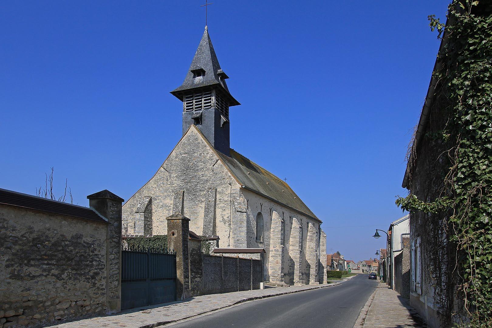 La Forêt-Sainte-Croix