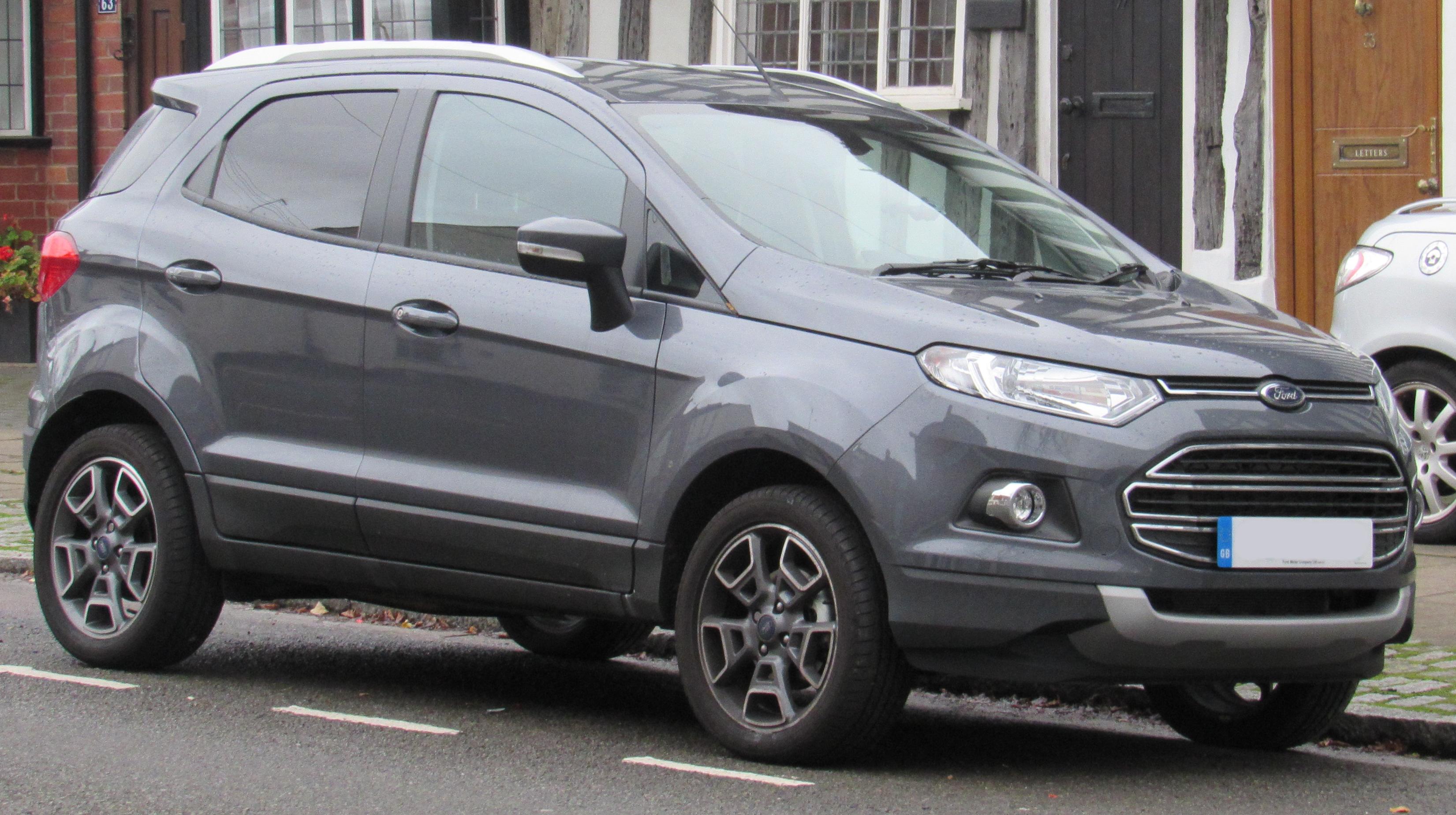 Echo Sport Car