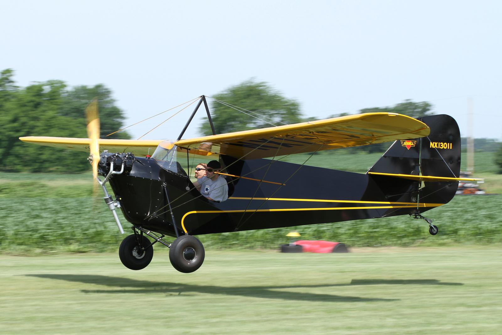 File Aeronca C 3 N13011 Jpg Wikimedia Commons