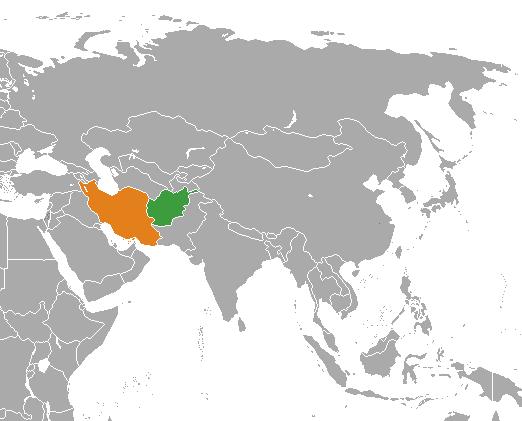 Afghanistan–Iran relations - Wikipedia