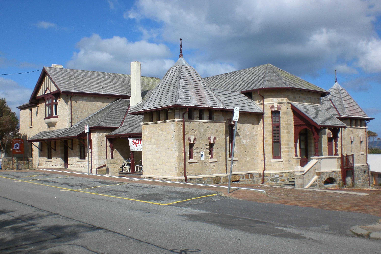 Albany Cottage Hospital