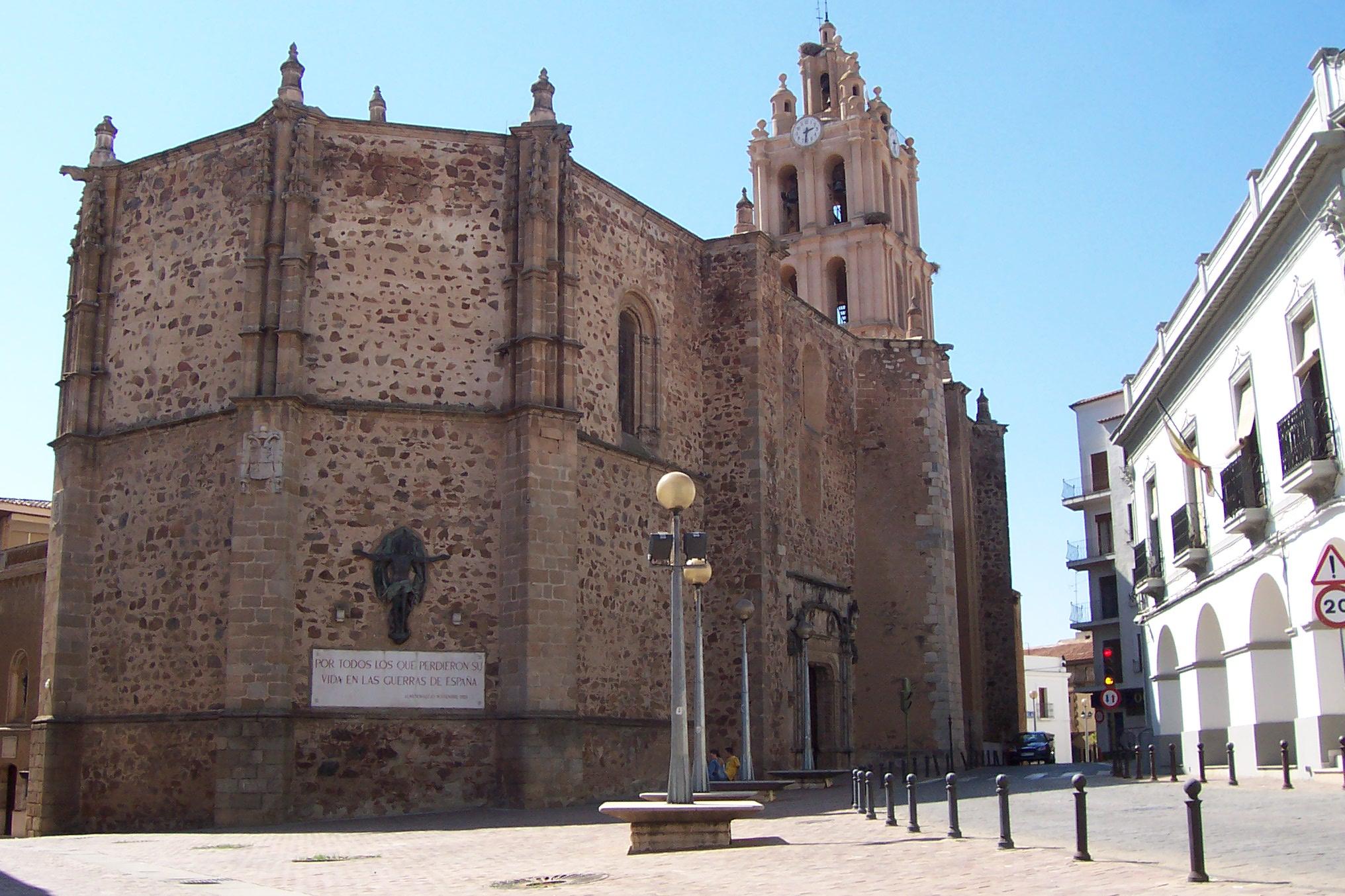 Igloo File Almendralejo Iglesia De La Purificacion Jpg