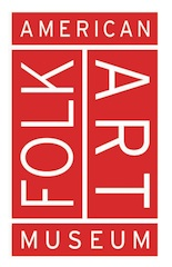 American Folk Art Museum: Red Logo