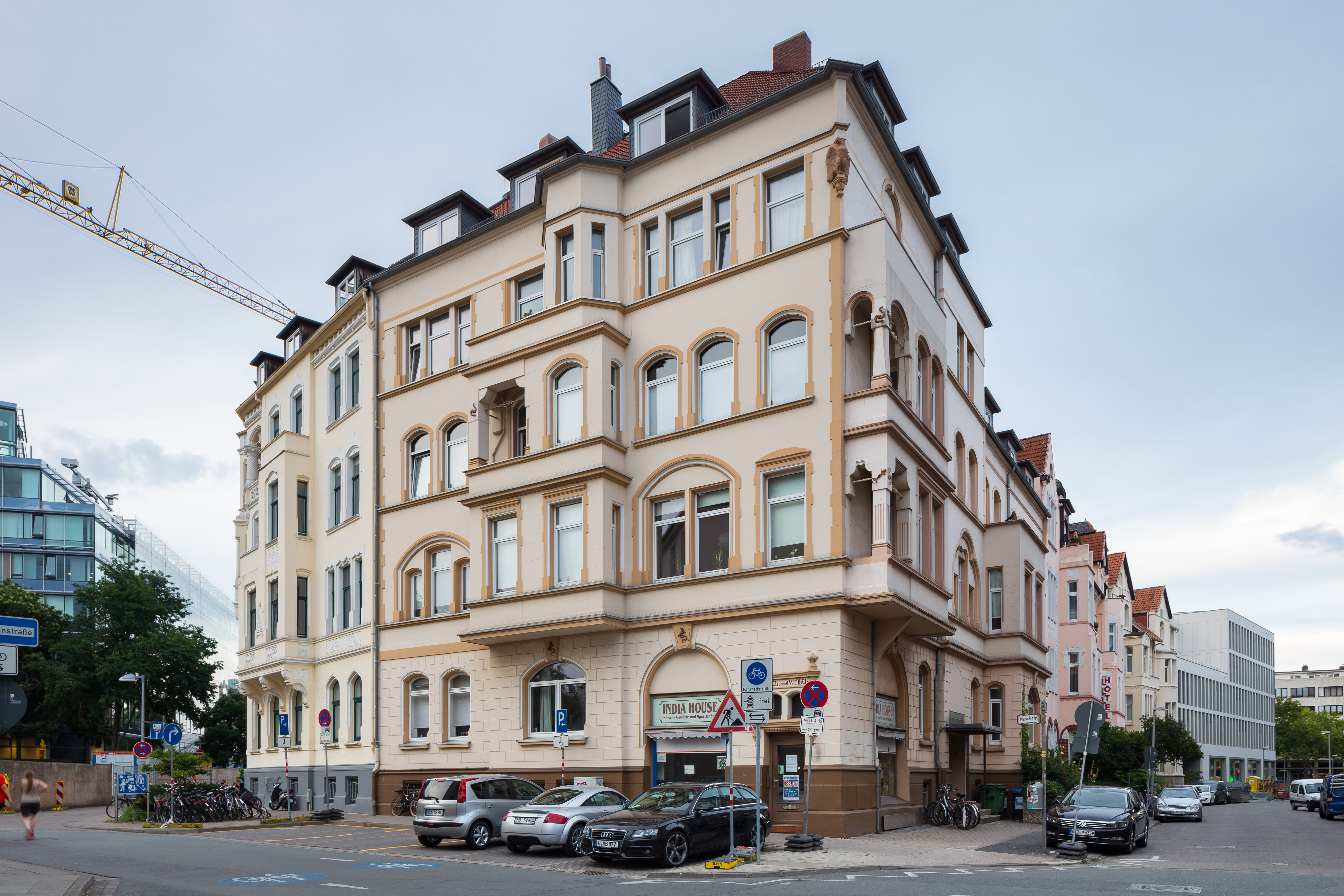 datei apartment houses maschstrasse 7 9 aegidiendamm 7 8 9 suedstadt hannover. Black Bedroom Furniture Sets. Home Design Ideas