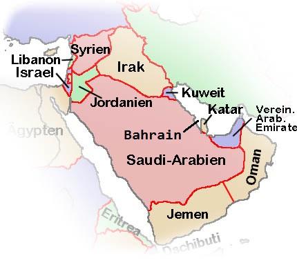 Arabische Welt Wikiwand