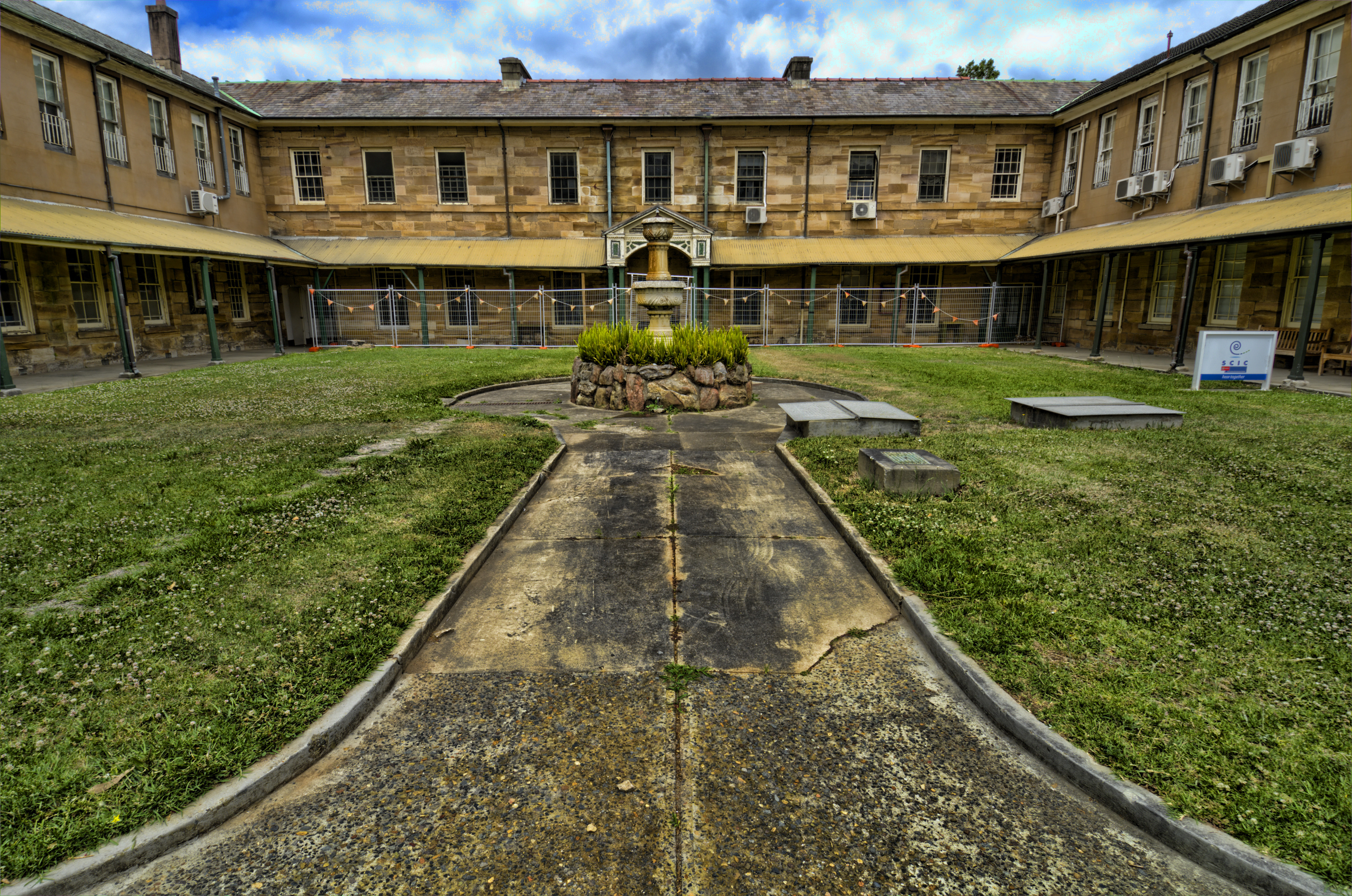 Gladesville Mental Hospital Tours