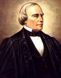 Benjamin Robbins Curtis United States Supreme Court Justice