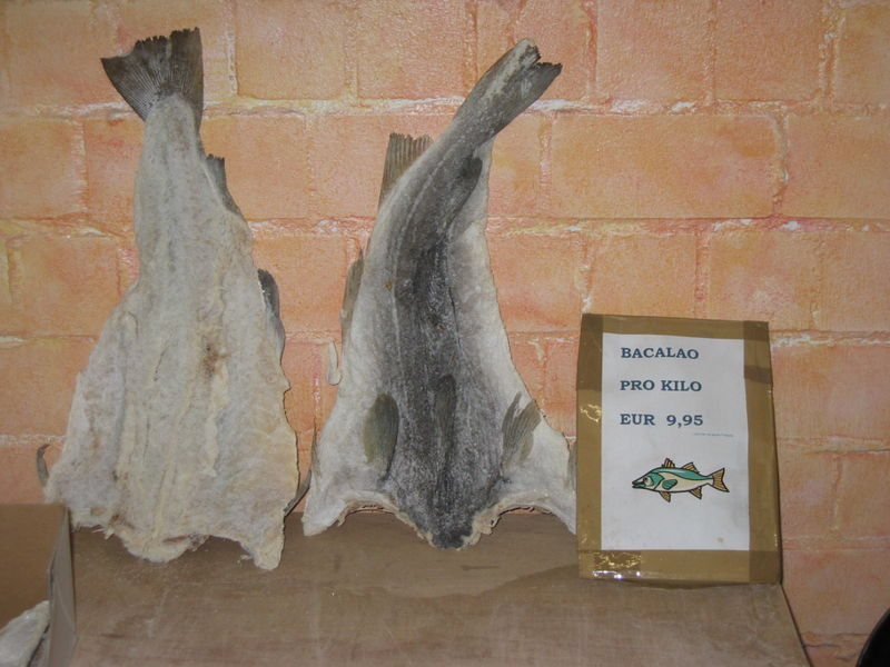 Dried and salted cod wikipedia for Dried salted fish