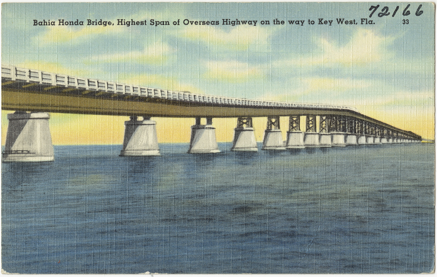 Honda Of Boston >> File:Bahia Honda Bridge, highest span of Overseas Highway ...