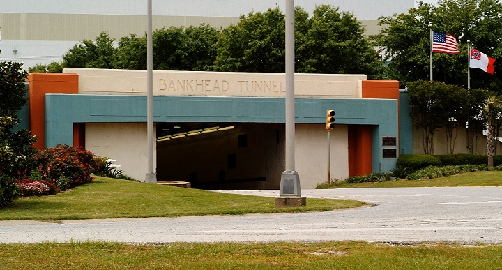 Bankhead Tunnel Mobile Al