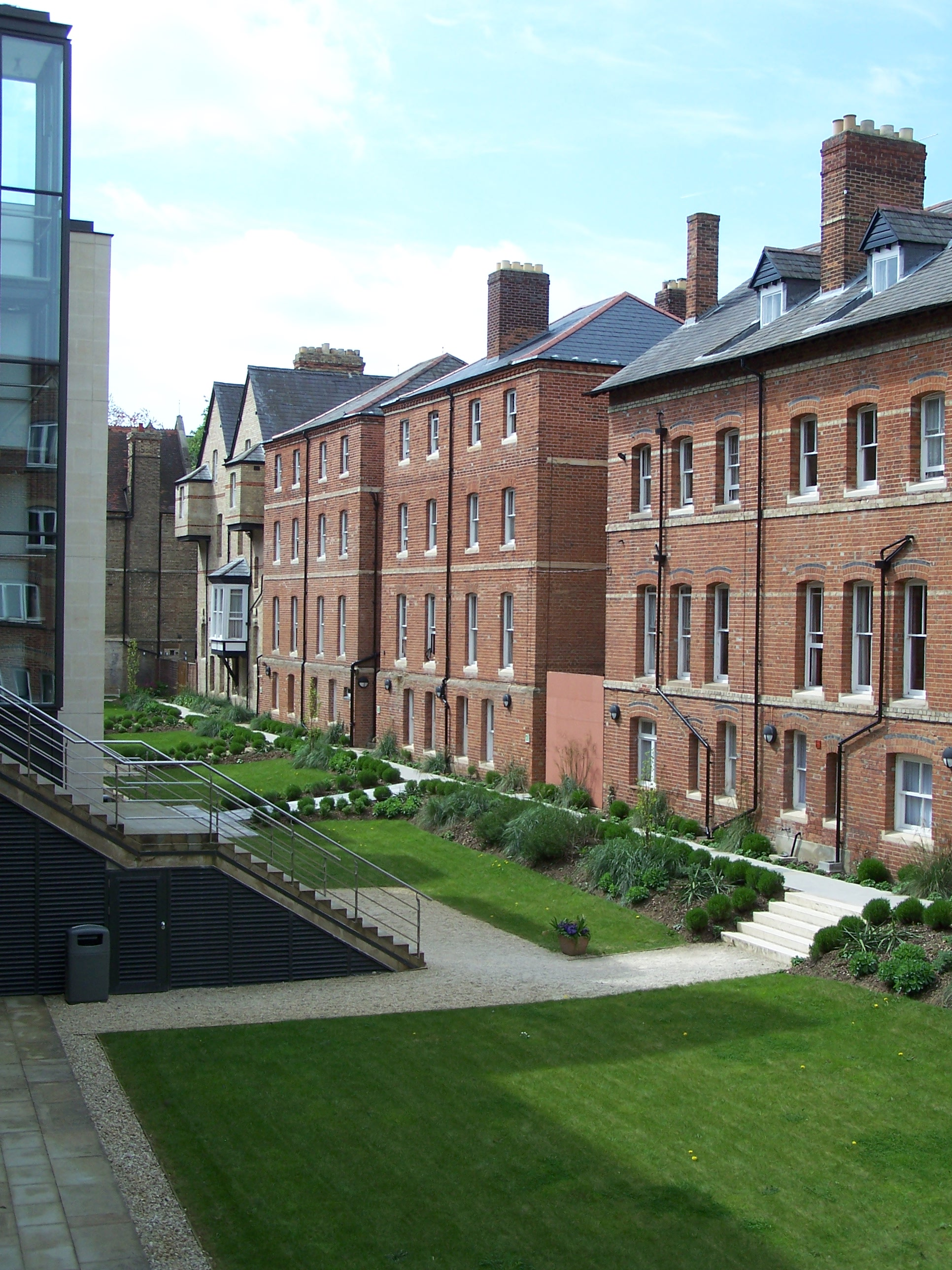 image of St Anne's College
