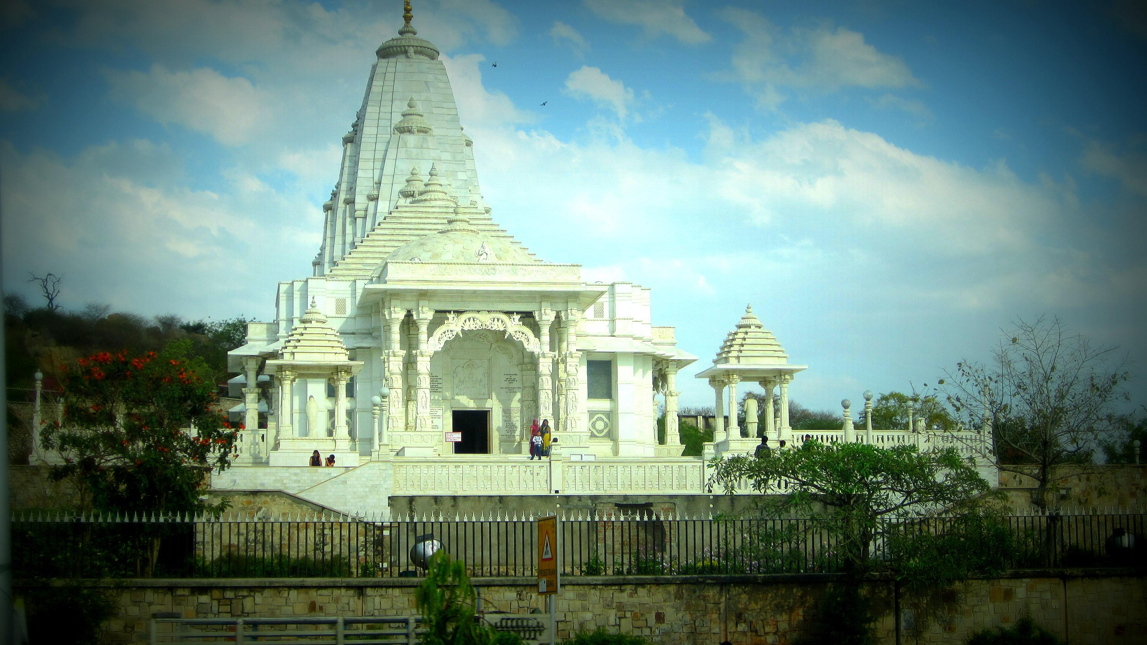 Birla Mandir in Rajasthan