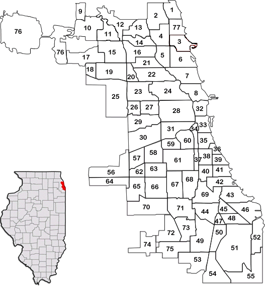 Chicago Community Area Map File:Blank Chicago Community Area Map.png   Wikimedia Commons