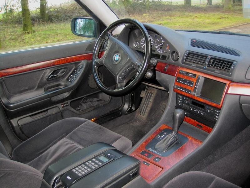 BMW Rad E Wikipédia - Bmw alpina e38