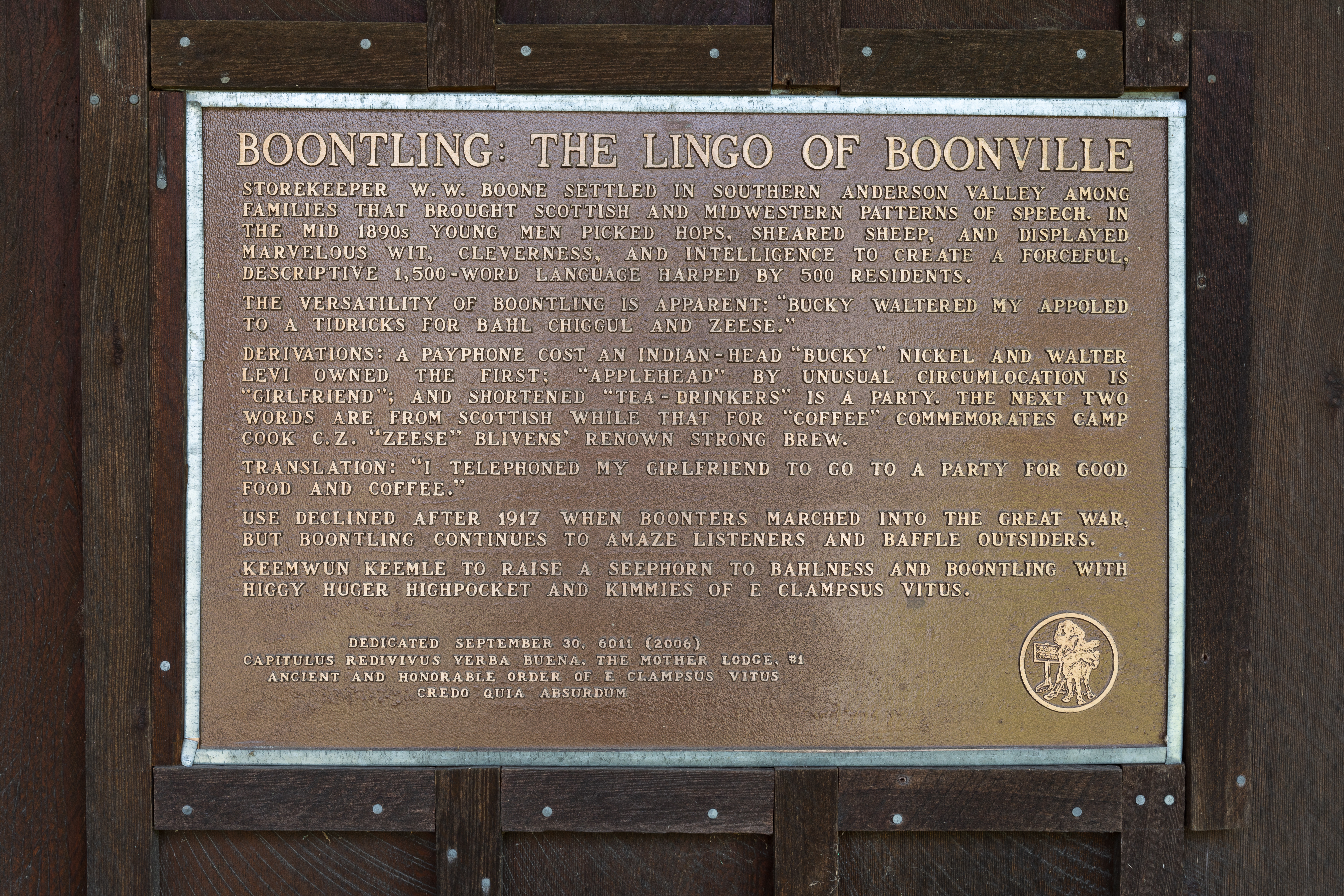 Boontling - Wikipedia
