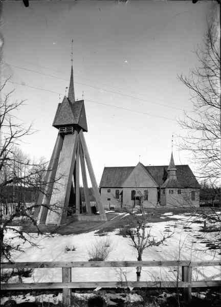 Bild av Bottnaryds kyrka