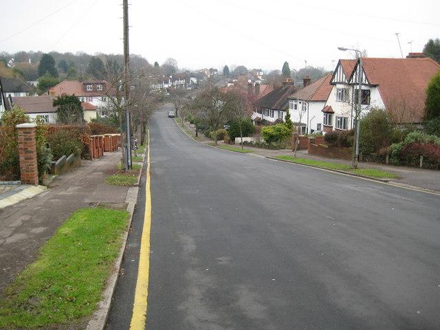 File:Buckhurst Hill, Stradbroke Grove - geograph.org.uk - 648777.jpg