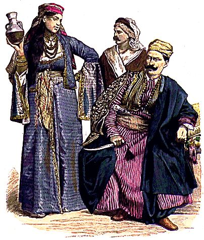 Druse – Wiktionary Ancient Muslim Clothing For Men