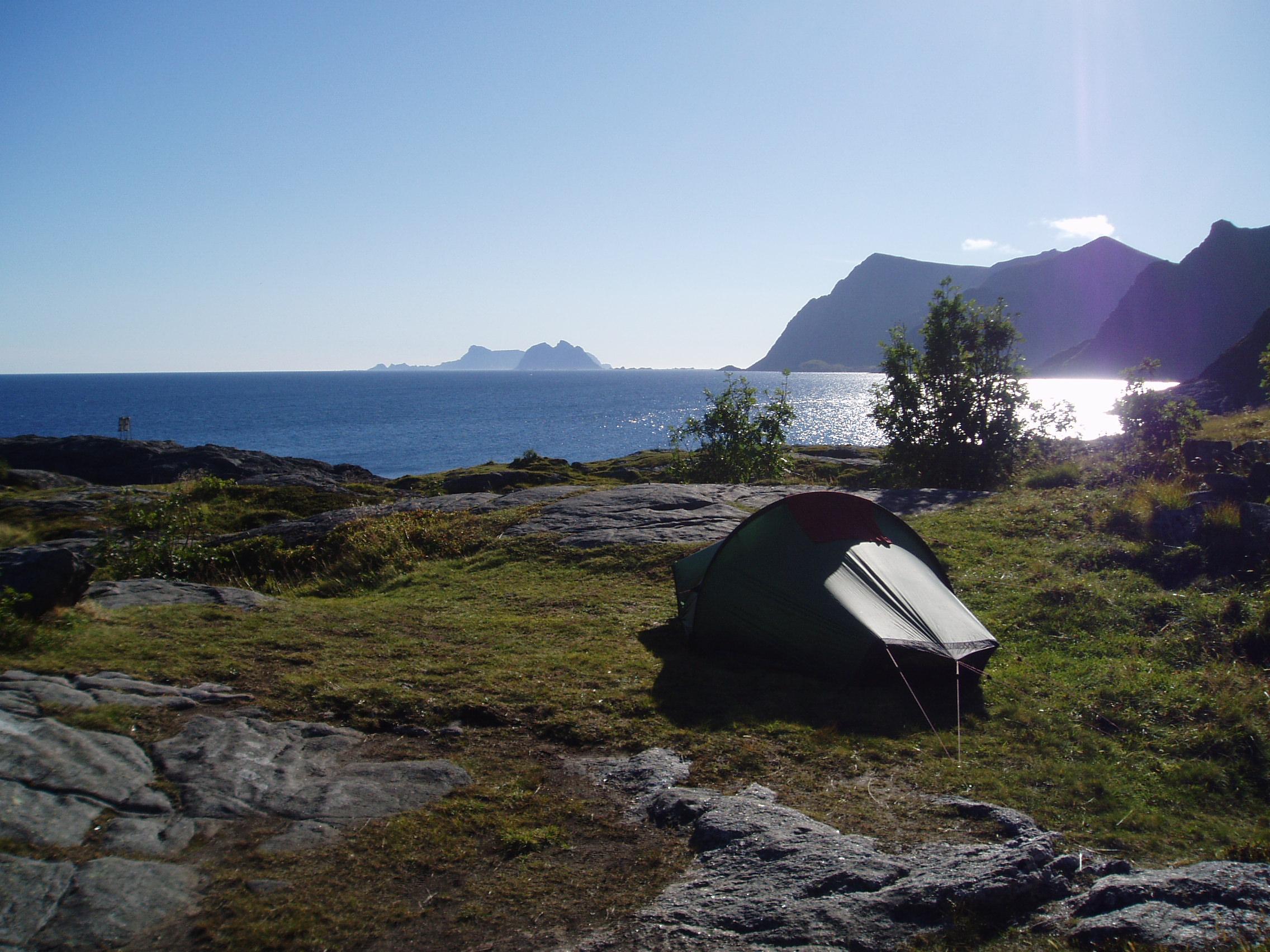 Islands Camping