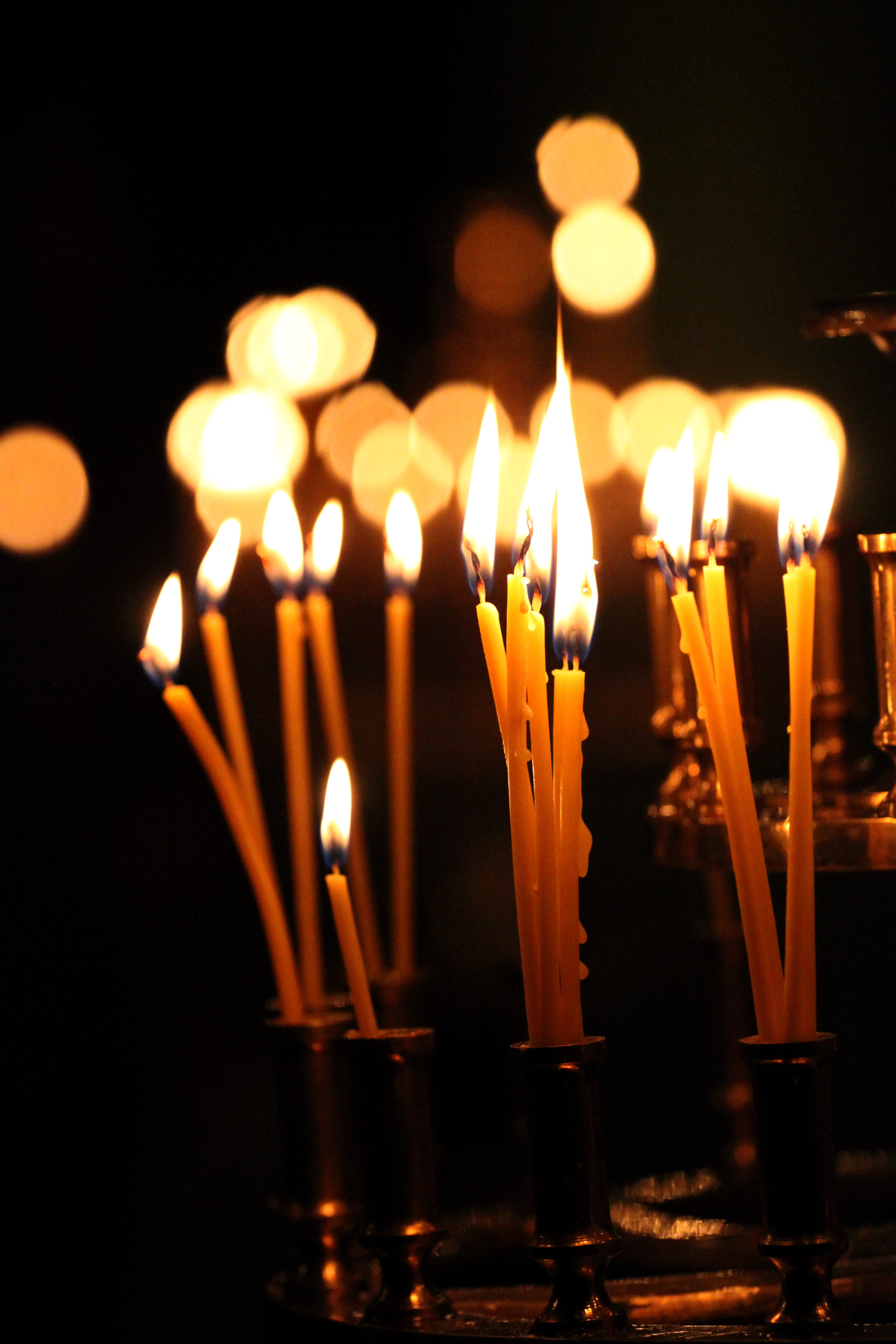 File:Candles in ortodox church.jpg
