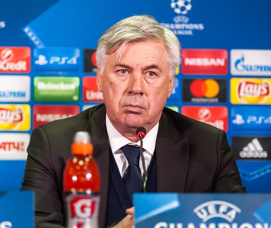 Resultado de imagem para Ancelotti