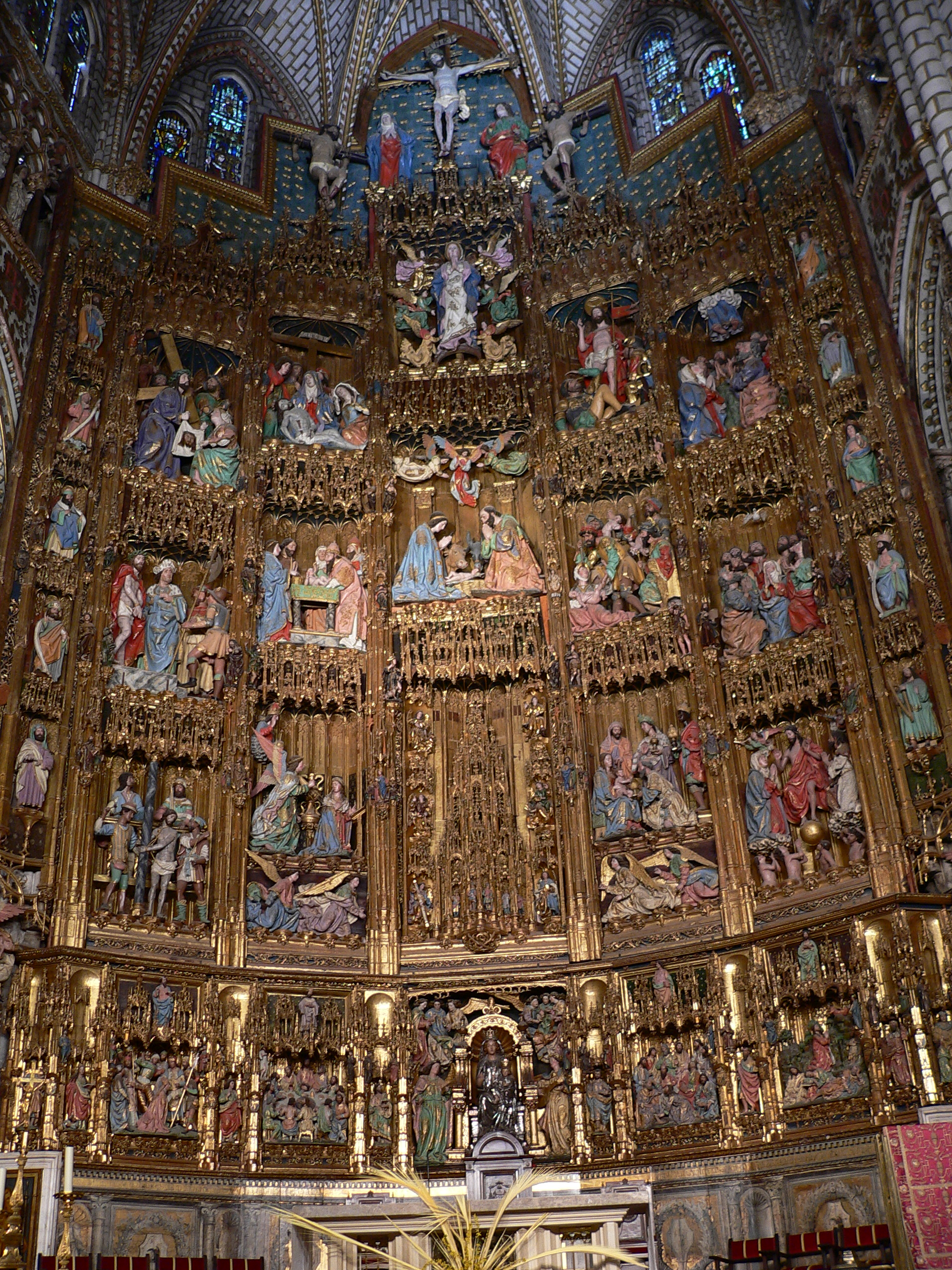 Retable of the Cathedral