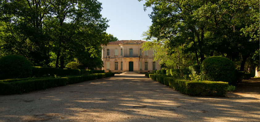 Château de l'Engarran (Hérault, France)