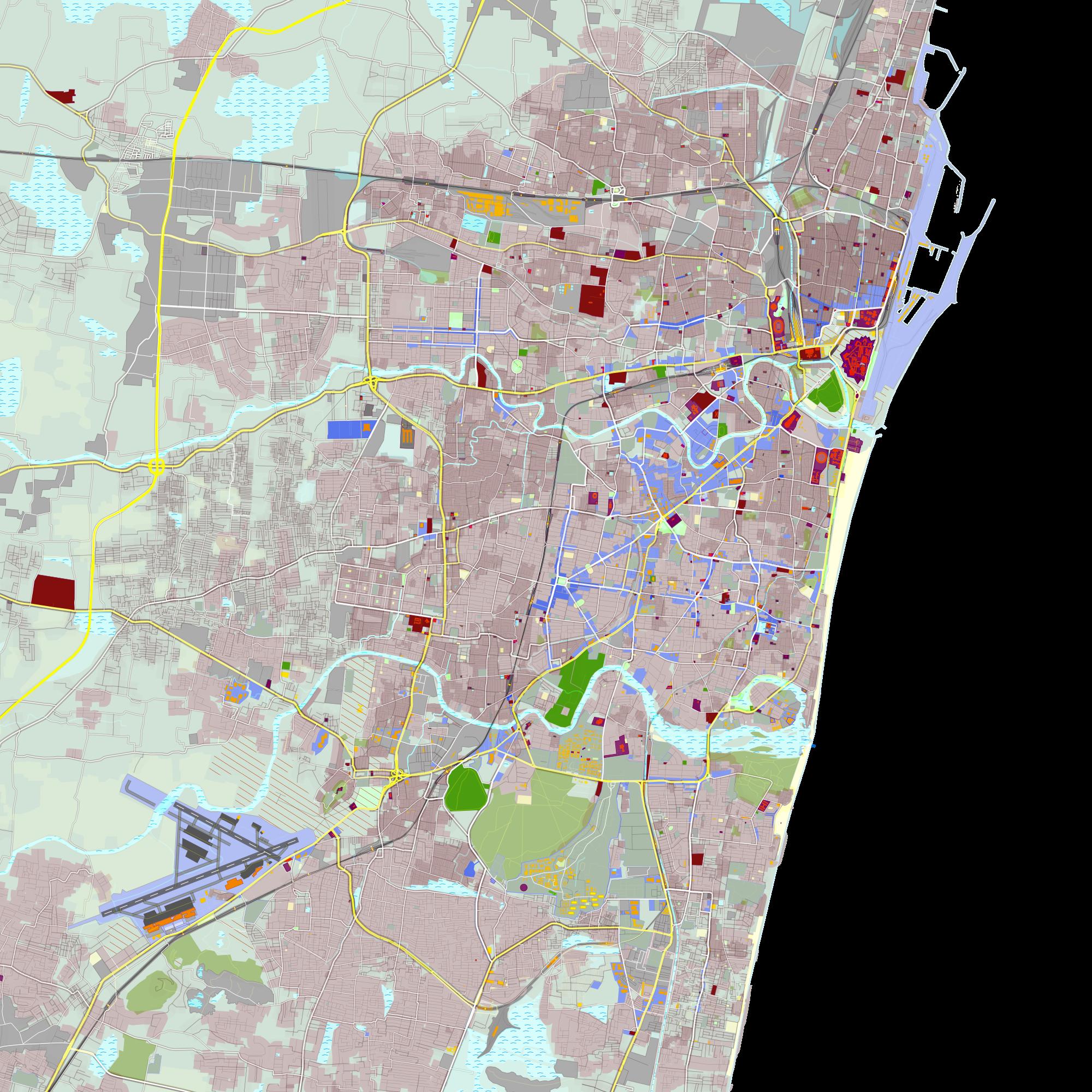 FileChennai Urban Area Mappng Wikimedia Commons